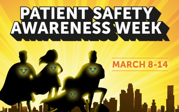 Patient Safety Superheroes – Blog Graphic