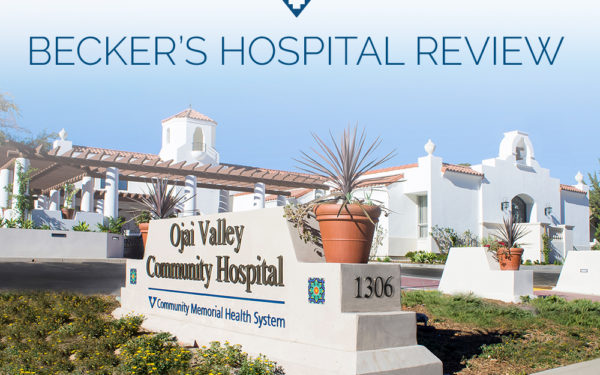 Beckers Hospital Review